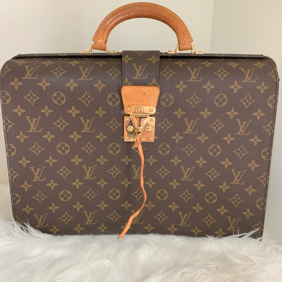 Louis Vuitton Handbags - Louis Vuitton Serviette Fermoir Briefcase